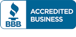 Shank Pools Accredited Business with BBB